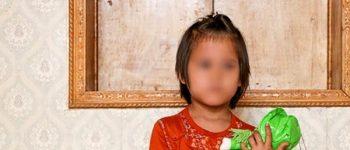 رد شایعه تجاوز گروهی به دختر خردسال ، چهرهنگاری از مرد متجاوز به دختر افغان